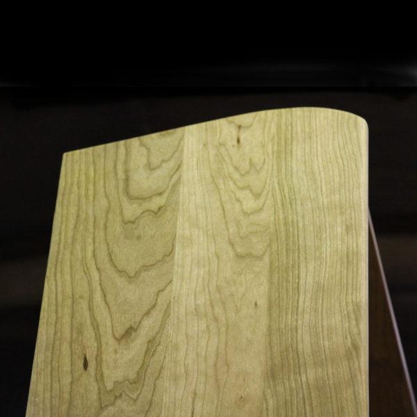 boekenkasten van kersenhout