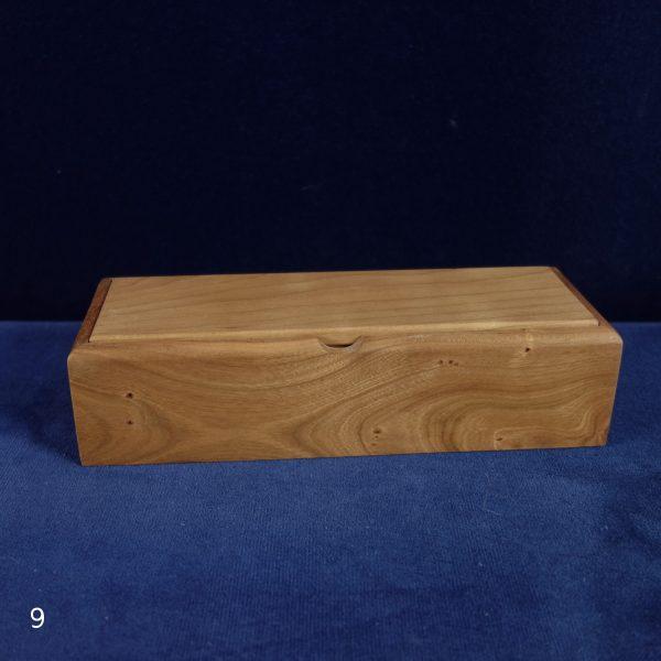 potlooddoosjes van hout